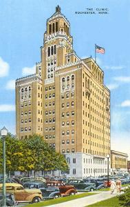 Mayo Clinic, Rochester, Minnesota