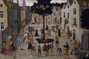 Maypole (Folk Festival), 16th Century