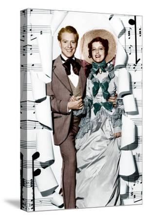 MAYTIME, from left: Nelson Eddy, Jeanette MacDonald, 1937