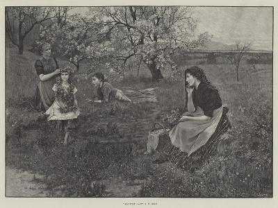 Maytime--Giclee Print
