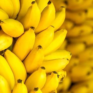 Bunch of Ripe Bananas Background by mazzzur