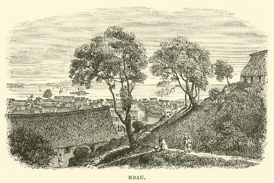 Mbau--Giclee Print