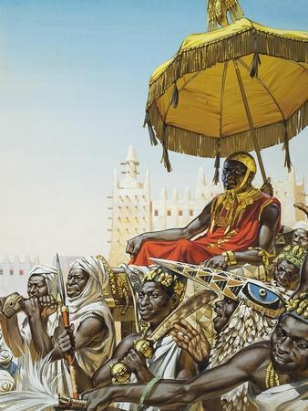 Mansa Kankan Musa I, 14th Century King of the Mali Empire