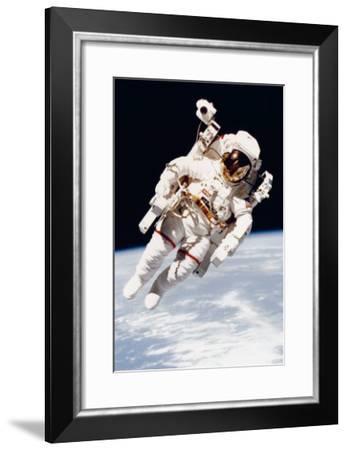 Mccandless Close-Up--Framed Art Print