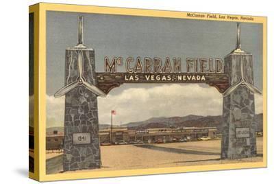 McCarran Field, Las Vegas, Nevada