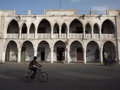 Ottoman Architecture Visible in the Coastal Town of Massawa, Eritrea, Africa by Mcconnell Andrew