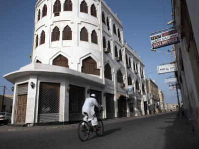 Port Town of Massawa on the Red Sea, Eritrea, Africa by Mcconnell Andrew