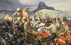 Boers and Natives by McConnell