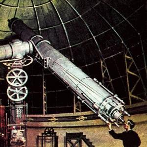 Giant Telescope by McConnell