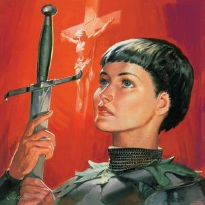 Joan of Arc by McConnell