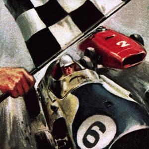 Mike Hawthorn, 1968 by McConnell