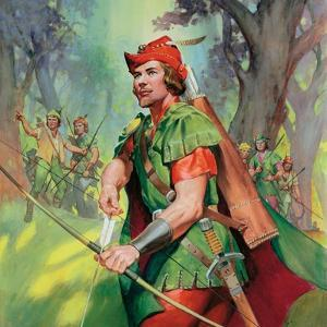 Robin Hood by McConnell