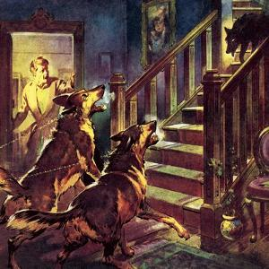 The Ghost of the Black Dog by McConnell
