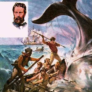 They Lived their Books: the Quest for Moby Dick by McConnell