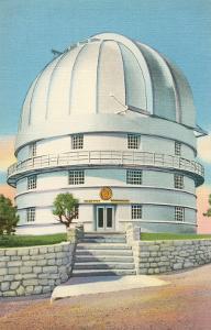 McDonald Observatory, Austin, Texas