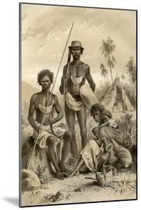 Aborigines of Australia, 1879 by McFarlane and Erskine