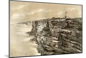 South Head, Port Jackson, 1879 by McFarlane and Erskine