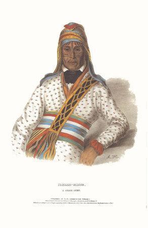 Yoholo-Micco, a Creek Chief