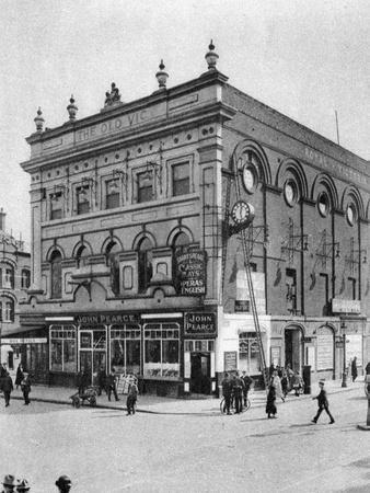 The Old Vic, London, 1926-1927