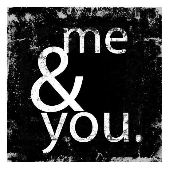 Me and You-Cynthia Alvarez-Art Print