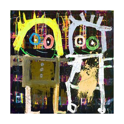 Me and You-Poul Pava-Art Print