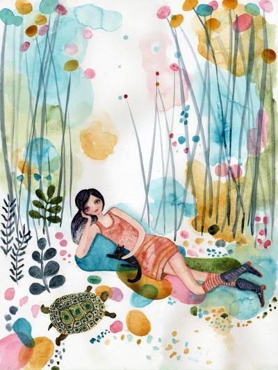 Me Time-Wyanne-Giclee Print