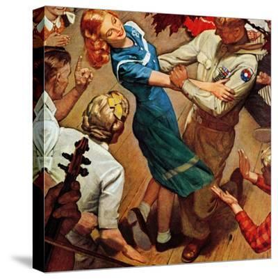 """""""Barn dance,"""" November 25, 1944"""