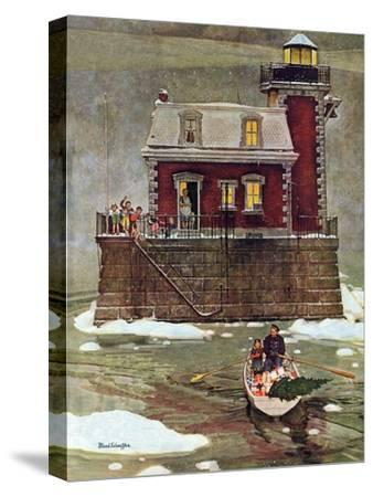 """""""Christmas at the Lighthouse,"""" December 28, 1946"""