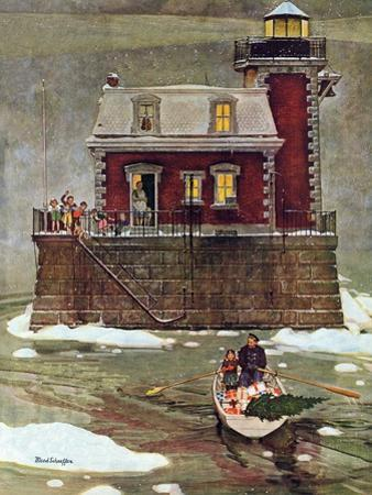 """Christmas at the Lighthouse,"" December 28, 1946"
