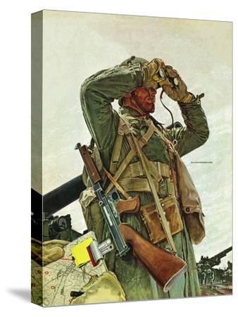 """""""Tank Patrol,"""" November 6, 1943"""