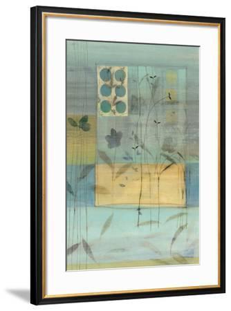 Meadow Flowers I-Fernando Leal-Framed Art Print