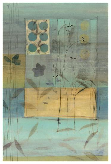 Meadow Flowers I-Fernando Leal-Art Print