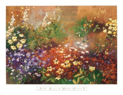 Meadow Garden V-Aleah Koury-Art Print