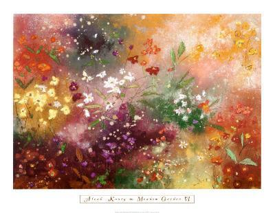 Meadow Garden VI-Aleah Koury-Art Print