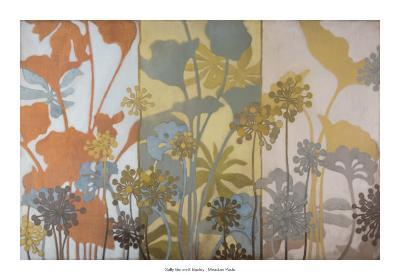 Meadow Pods-Sally Bennett Baxley-Art Print
