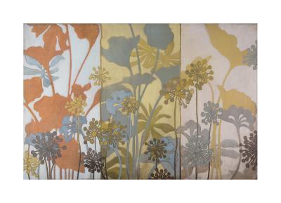 Meadow Pods-Sally Bennett Baxley-Giclee Print