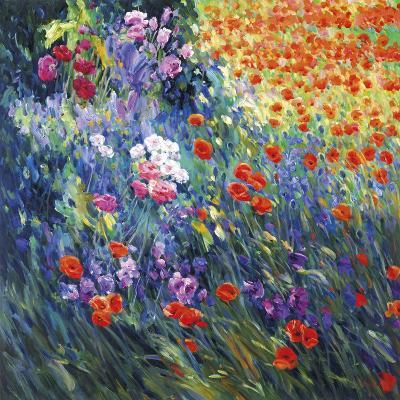 Meadow's Edge-Malva-Giclee Print