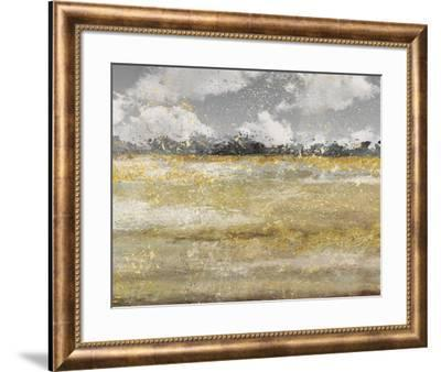 Meadow Shimmer I--Framed Art Print