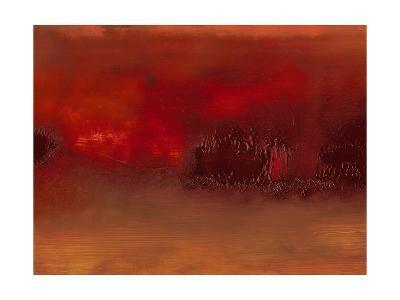 Meadow VII-Sharon Gordon-Premium Giclee Print