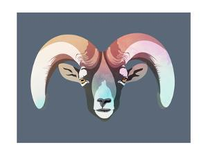 Mountain Goat by Meagan Jurvis