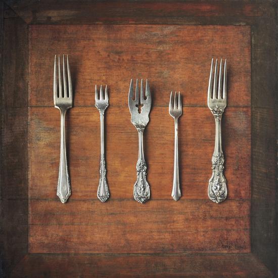 Meal Time I-Cristin Atria-Art Print