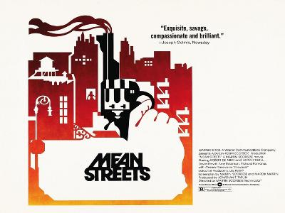Mean Streets, 1973--Giclee Print