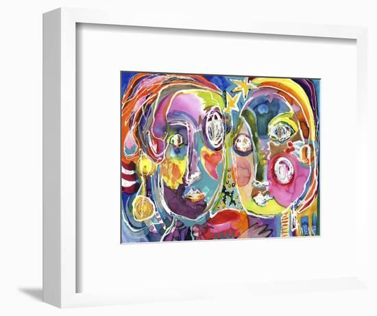 Meant to Be-Wyanne-Framed Giclee Print