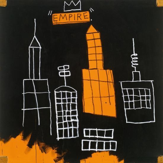 Mecca, 1982,-Jean-Michel Basquiat-Giclee Print