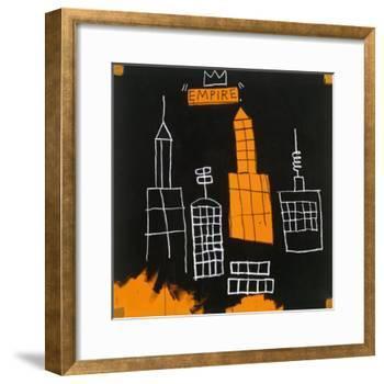 Mecca, 1982,-Jean-Michel Basquiat-Framed Giclee Print