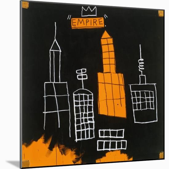 Mecca, 1982,-Jean-Michel Basquiat-Mounted Giclee Print