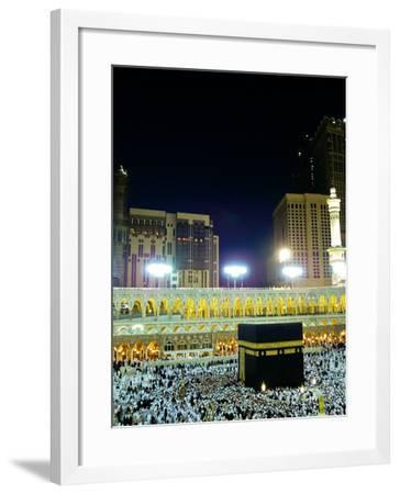 Mecca III-The Chelsea Collection-Framed Giclee Print