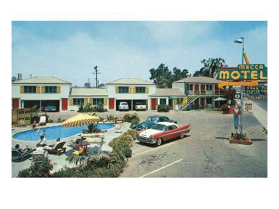 Mecca Motel--Art Print