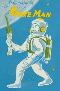 Mechanical Space Man