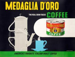 Medaglia d'Oro Caffé